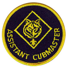 assistantCubmasterBadge